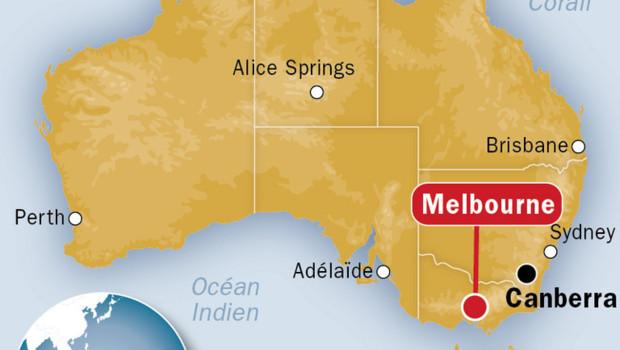 AUSTRALIAN OPEN 2021 - INSCRIPTIONS AUX CONCOURS Carte-de-localisation-de-melbourne-australie-11010938sfjre_1713
