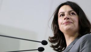 Cécile Duflot en juin 2012.