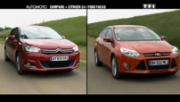 Citroën C4 ou Ford Focus : que choisir ?