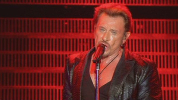 Concert surprise de Johnny Hallyday dimanche a Paris...