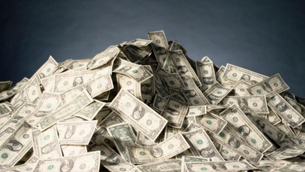 Pile de dollars