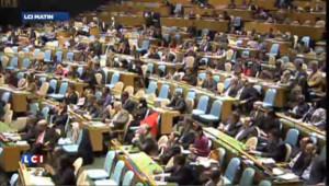 Syrie : l'ONU adopte une résolution symbolique