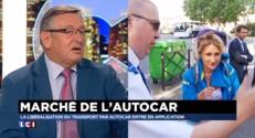 """Transport par autocar : """"La France, le dernier pays dans lequel les liaisons ne sont pas permises"""""""