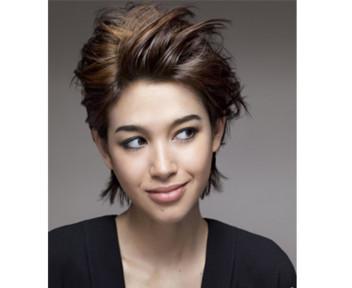 coupes de cheveux courts pour cheveux bruns 2013