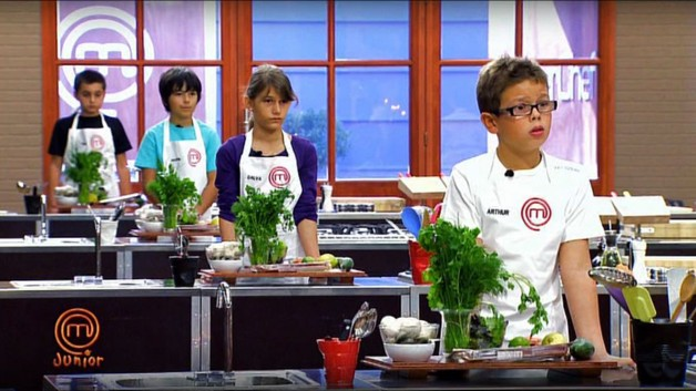 MasterChef Junior revient : jeudi 5 juillet  20h50 !