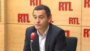 Gérald Darmanin, sur RTL, le 26/9/14