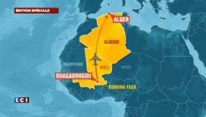 Crash du vol AH5017 : les recherches se précisent au Mali