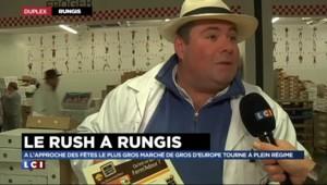 Rush de Noël à Rungis (2/4) : dans les coulisses du rayon foie gras aux côtés d'un grossiste