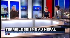 """Séisme au Népal : """"Médecins du Monde envoie deux équipes sur place"""""""