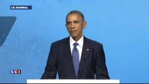 A Pékin, Obama appelle la Chine au respect des droits de l'Homme