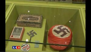 Des objets portant la croix gammée nazie (archives).