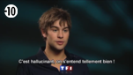 Interview de Chace Crawford - Gossip Girl - L'ambiance de tournage