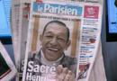 La Une du Parisien jeudi 14 février 2008