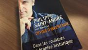"""Le livre """"Devoir d'inventaire"""" de Philippe Saint-André aux éditions Robert Laffont."""