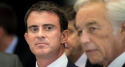 Manuel Valls François Rebsamen ministre du travail