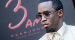 P. Diddy lors de la présentation de son parfum en mai dernier.