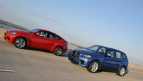 Photo 1 : BMW X5 et X6 M : duo de choc