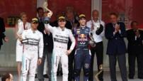 F1 2014 - Lewis Hamilton - Nico Rosberg - Daniel Ricciardo