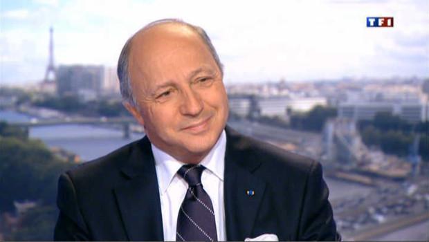 """Fabius : """"Bachar Al-Assad doit partir"""""""