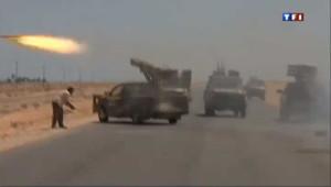 Libye : l'avancée sur Syrte aux côtés des rebelles