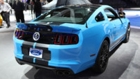 Shelby GT500 Los Angeles 2011