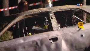 Trois corps calcinés retrouvés près de Marseille