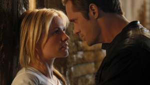True Blood saison 3, Anna Paquin et Alexander Skarsgård