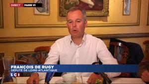 """De Rugy : """"Cette façon de se dérober par rapport au pouvoir révèle une incapacité"""""""