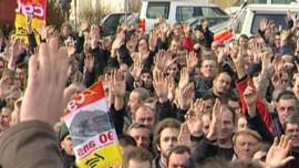 grève AG grévistes vote assemblée générales