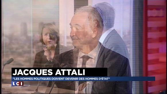 L'économiste Jacques Attali sort son programme présidentiel