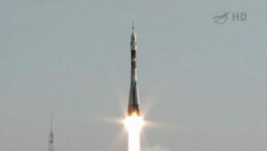 Lancement de la navette Soyouz le 15 mai 2012
