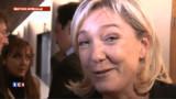 """VIDEO - Marine Le Pen : l'UMP n'est plus une opposition """"crédible"""""""