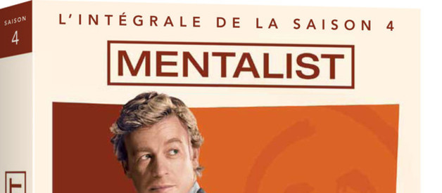 3D DVD MENTALIST S4