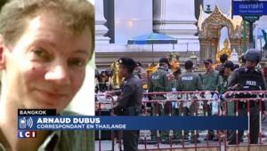 Attentat à Bangkok : un suspect identifié grâce à la vidéosurveillance