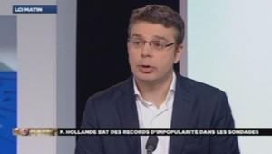 Bruno Jeanbart, directeur général adjoint d'OpinionWay sur LCI