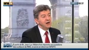 Dailymotion : Mélenchon réaffirme son soutien à Montebourg