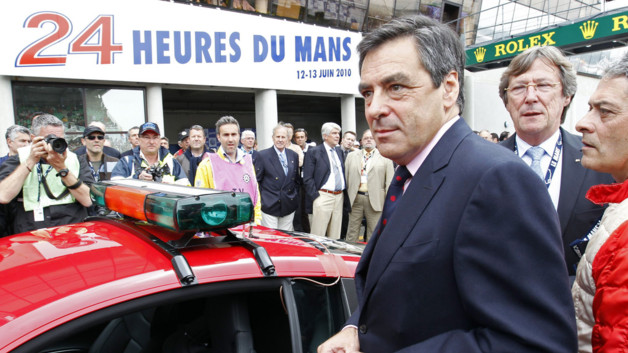 Franois Fillon 24h Mans
