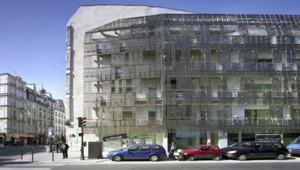 Immeuble de logements sociaux du Marais lauréat du Prix Grand Public des Architectures contemporaines de la Métropole Parisienne