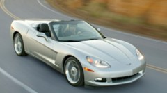 Photo 1 : CORVETTE C6 CONVERTIBLE - 2005