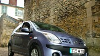 Photo 5 : Essai Nissan Pixo: Fille de la crise…