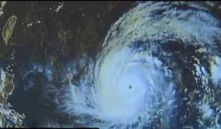 Soudelor, la plus grosse tempête de l'année se dirige tout droit vers Taïwan