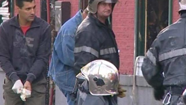 TF1/LCI Incendie Roubaix: le travail des pompiers