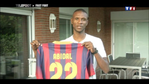 Eric Abidal paie l'addition du Fast Foot