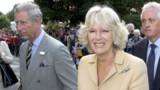 Un bélier et une brebis pour les 60 ans de Camilla
