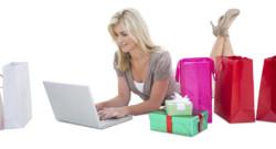 cadeau ordinateur shopping course boutique ecommerce