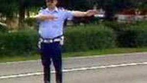 gendarme circulation sécurité routière route
