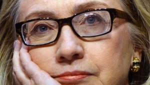 Hillary Clinton devant la commission d'enquête sur l'attentat de Benghazi en Libye.