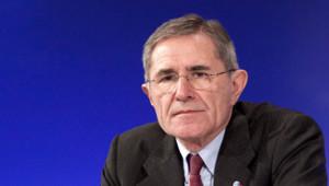 Le PDG de GDF Suez, Gérard Mestrallet, à Paris, le 6 janvier 2012