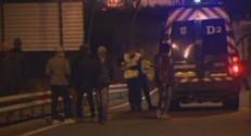 Migrants tentés de s'introduire sur le site du tunnel sous la Manche, nuit du 30/7/15