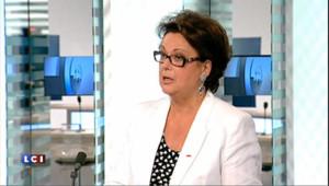 """INFO LCI : Christine Boutin soutient Jean-François Copé, """"un guerrier"""""""